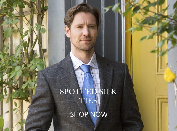 Square-spotted-silk-ties